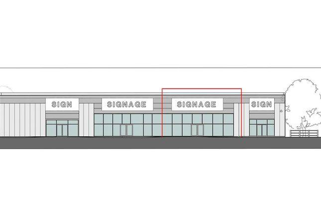 Retail premises to let in Unit 3, Pensarn Retail Park, Stephen's Way, Carmarthen, Carmarthenshire