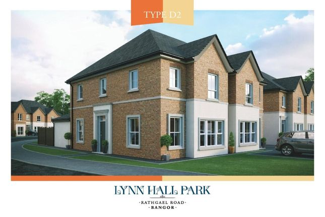 Semi-detached house for sale in Lynn Hall Park, Rathgael Road, Bangor