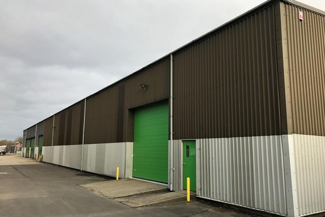 Thumbnail Warehouse to let in Sharlands Road, Fareham