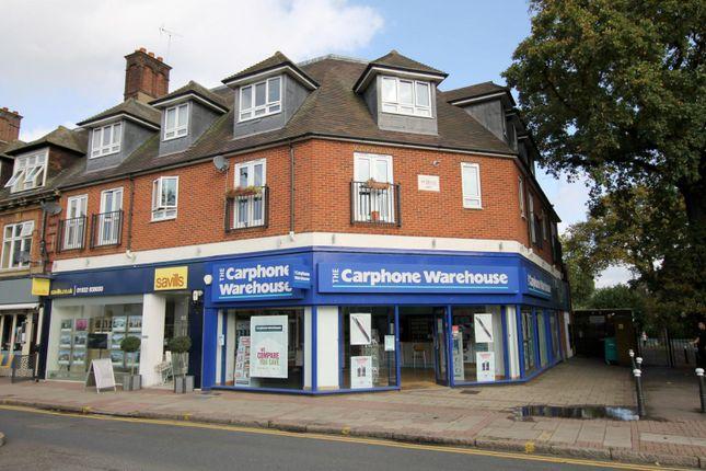 Thumbnail Flat to rent in Birchwood Court, Queens Road, Surrey