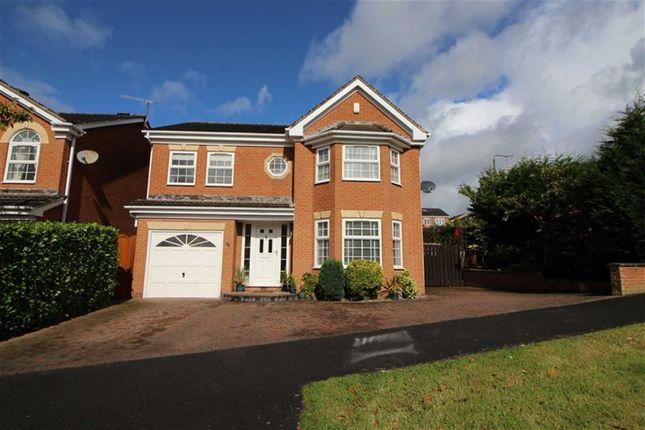 Thumbnail Detached house for sale in Edensor Drive, Belper