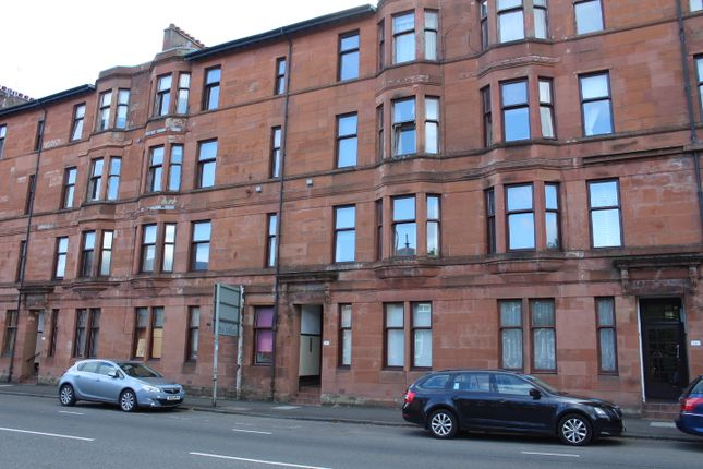 Thumbnail 1 bed flat to rent in 343 Holmlea Road, Cathcart