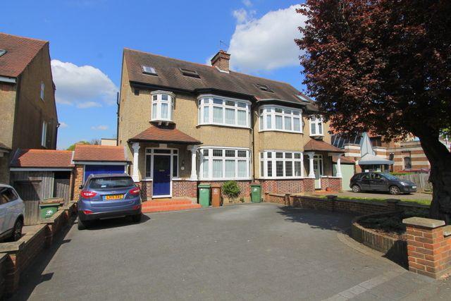 Thumbnail Semi-detached house for sale in Stanley Park Road, Wallington