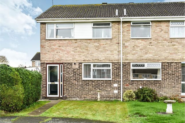 Merlin Crescent, Branston, Burton-On-Trent DE14