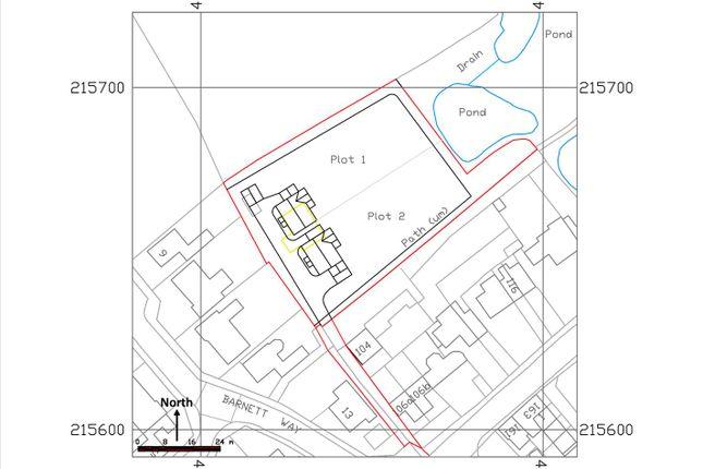 Thumbnail Land for sale in Aylesbury Road, Bierton, Aylesbury