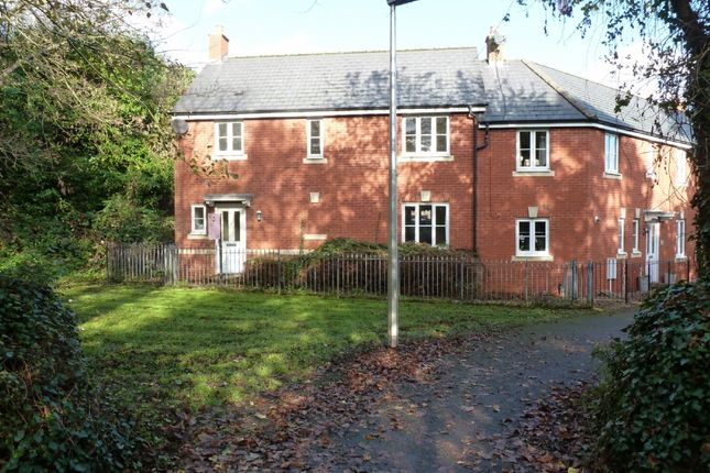 3 bed semi-detached house to rent in Bathern Road, Exeter