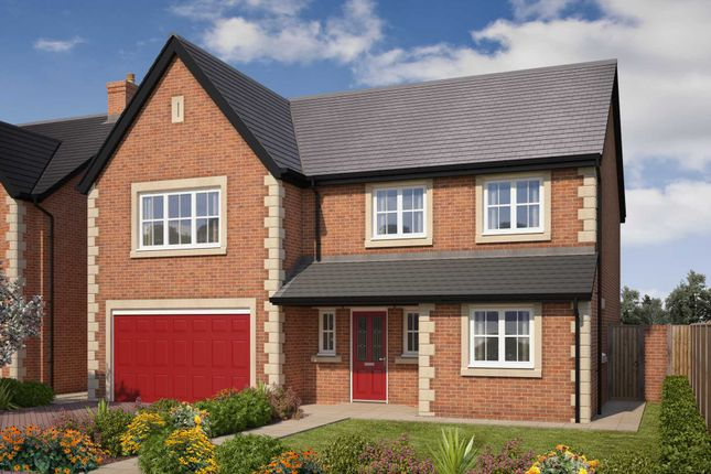 Thumbnail Detached house for sale in The Mayfair, Brookwood Park, Blackpool Road, Kirkham