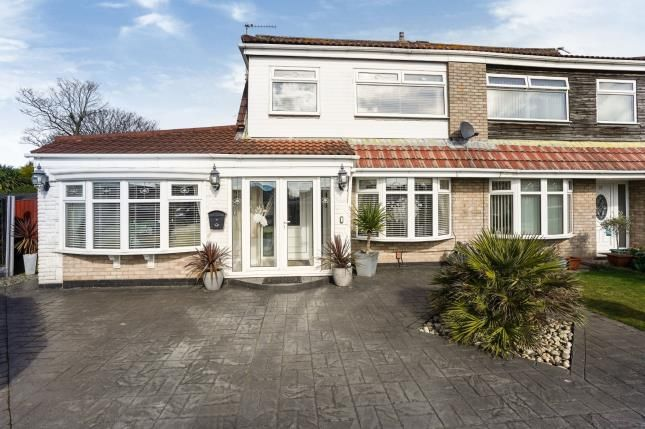Thumbnail Semi-detached house for sale in Windle Ash, Maghull, Liverpool, Merseyside