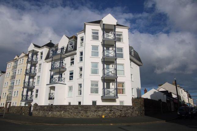 Thumbnail Flat for sale in 4C Milner Towers, The Promenade, Port Erin