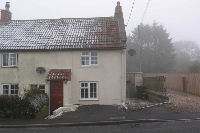Thumbnail Semi-detached house to rent in Newtown, Buckland St. Mary, Chard