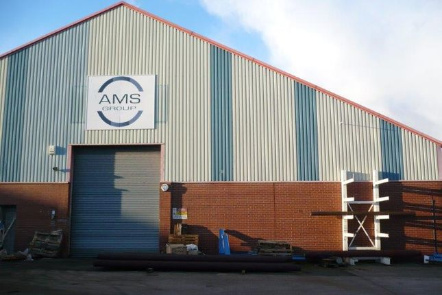 Thumbnail Warehouse to let in Rockingham Row, Birdwell, Barnsley