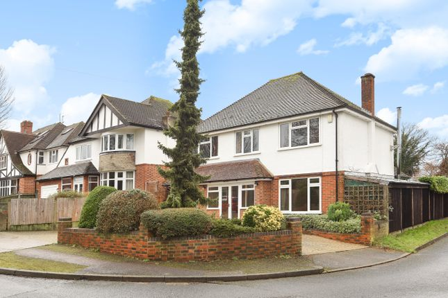 4 bed detached house for sale in Holmwood Road, Cheam, Sutton
