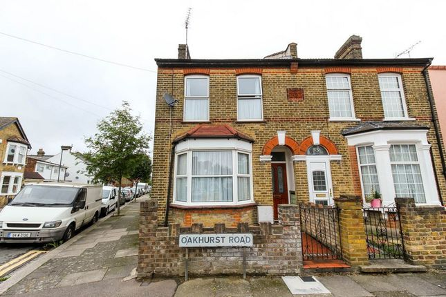Thumbnail Semi-detached house for sale in Oakhurst Road, Enfield