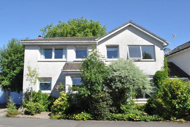 Thumbnail Link-detached house for sale in Alder Crescent, Killearn, Glasgow