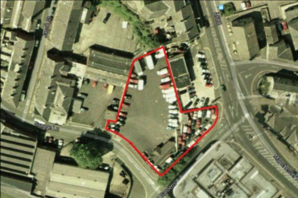 Thumbnail Land for sale in Grange Lane, Accrington