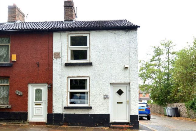 Thumbnail End terrace house for sale in Hurdsfield Road, Macclesfield, Cheshire