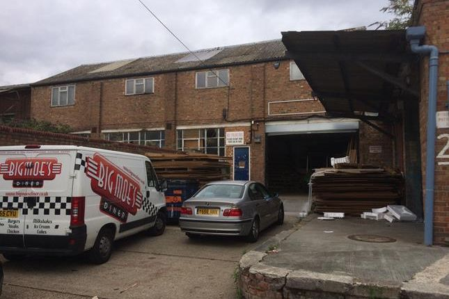 Thumbnail Light industrial for sale in 19, Millicent Road, Leyton, London