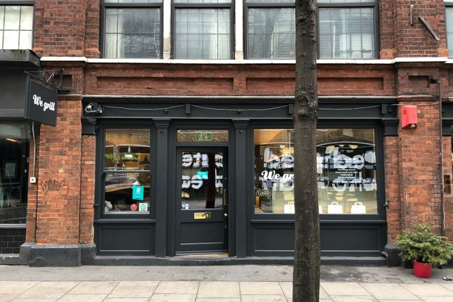 Thumbnail Restaurant/cafe to let in Clerkenwell Road, London