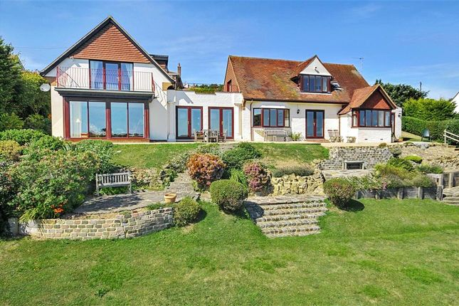 Thumbnail Detached house for sale in Goodwin Road, St Margarets Bay, Dover, Kent
