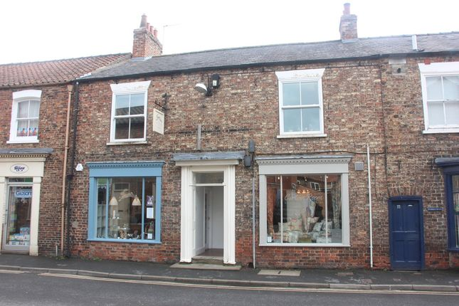 Thumbnail Flat to rent in Chapel Street, Easingwold, York