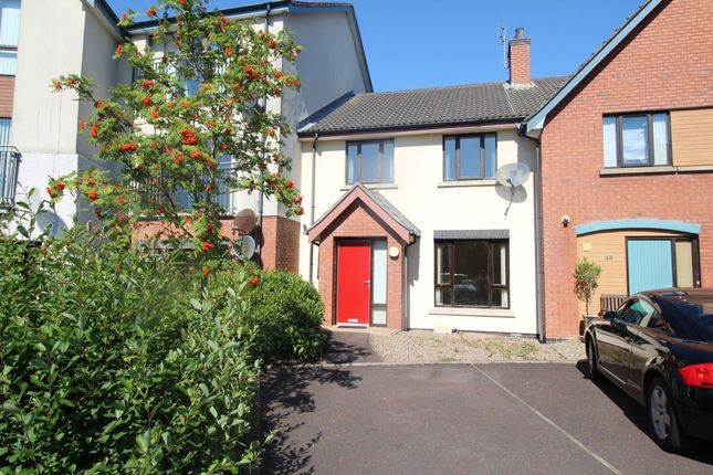 Thumbnail Terraced house for sale in Shaftesbury Road, Bangor