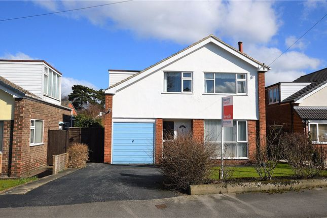 Thumbnail Detached house for sale in Hall Orchards Avenue, Wetherby, West Yorkshire