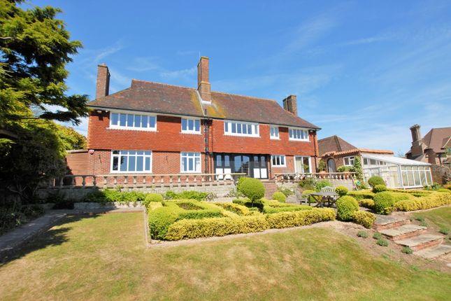 Thumbnail Detached house for sale in Pelham Gardens, Folkestone