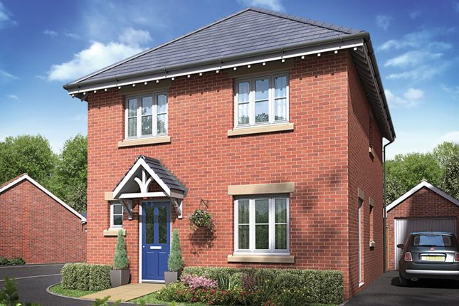 Thumbnail Detached house for sale in The Claremont, Heanor Road, Smalley, Ilkeston, Derbyshire
