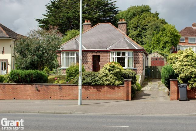 Thumbnail Detached bungalow for sale in Bangor Road, Newtownards
