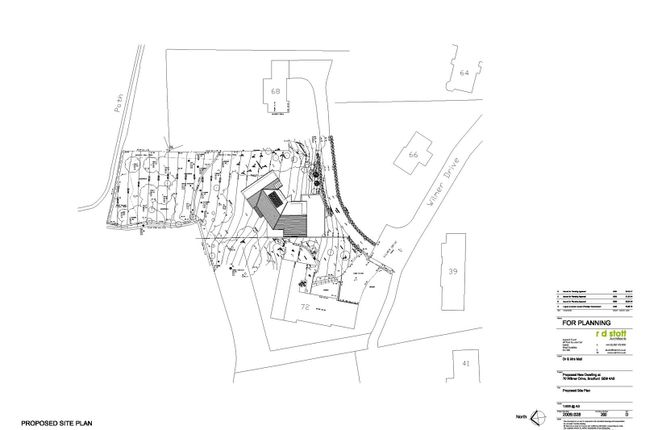 Thumbnail Land for sale in Wilmer Drive, Bradford, West Yorkshire