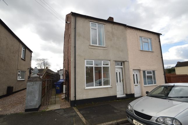 Thumbnail Semi-detached house to rent in Stafford Street, Heath Hayes
