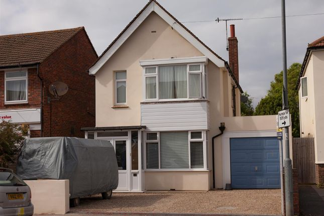 Thumbnail Detached house for sale in Turkey Road, Bexhill-On-Sea