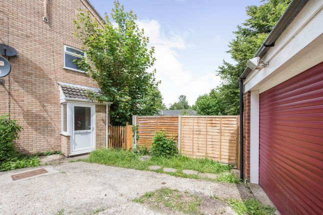 2 bed semi-detached house for sale in Nicholls Way, Roydon, Diss IP22