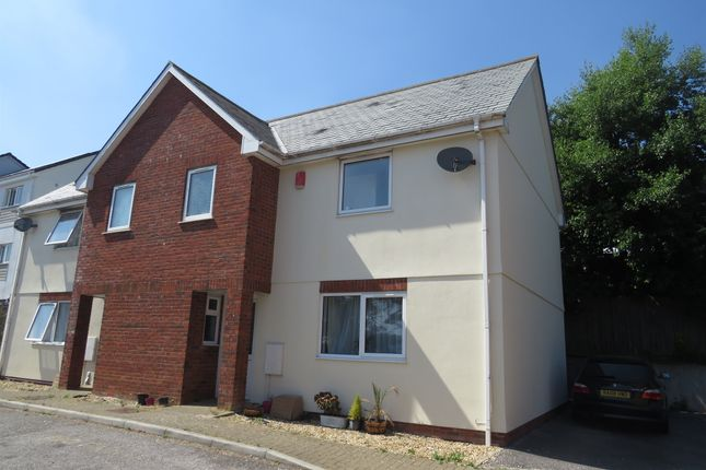 Thumbnail Semi-detached house for sale in Federation Road, Plymouth