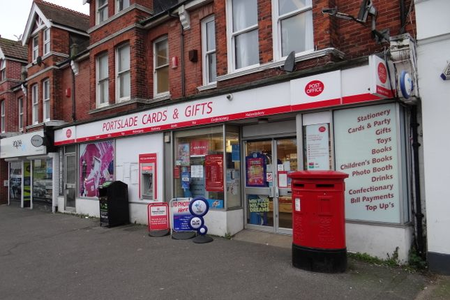 Thumbnail Retail premises for sale in 37-38 Station Road, Portslade, Brighton, East Sussex