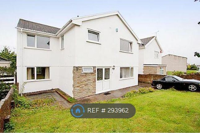 Thumbnail Detached house to rent in Fitzhamon Road, Porthcawl