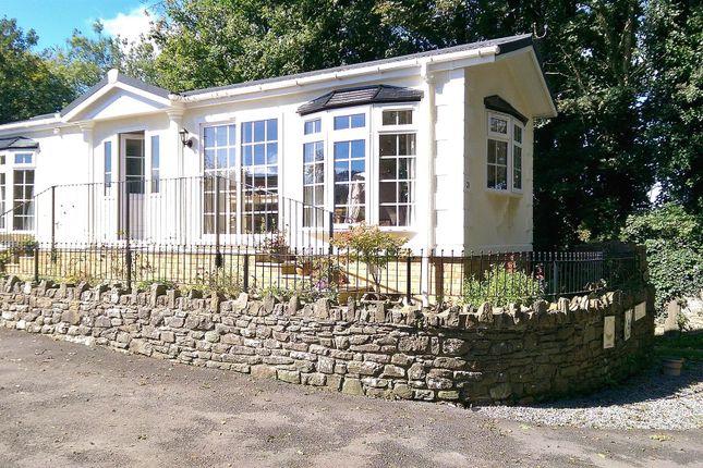 Thumbnail Mobile/park home for sale in Cedar Vale Park Homes, Croesyceiliog, Carmarthen