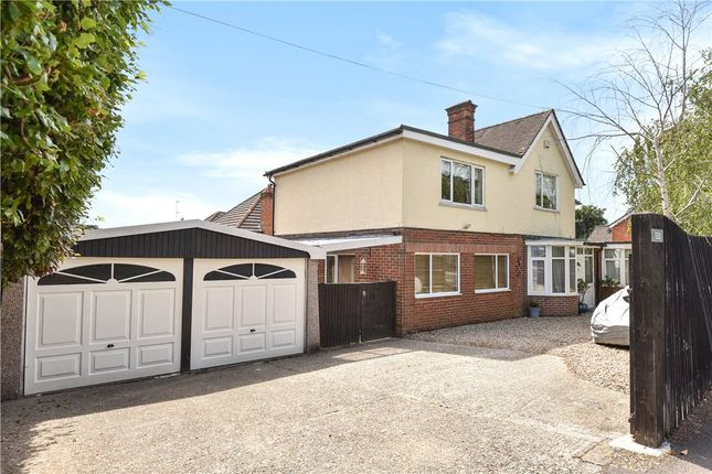 Thumbnail Detached house for sale in Clarence Road, Fleet, Hampshire
