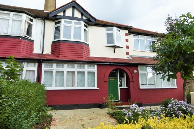 Thumbnail End terrace house for sale in Torrington Gardens, Perivale, Greenford, Greater London