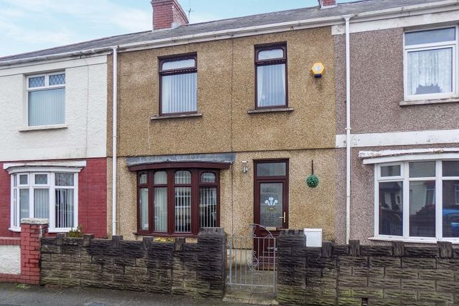 Thumbnail Terraced house for sale in 72 St. Pauls Road, Aberavon, Port Talbot, Neath Port Talbot.