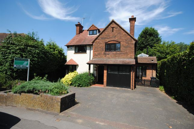 Thumbnail Detached house for sale in Eskdale Avenue, Chesham
