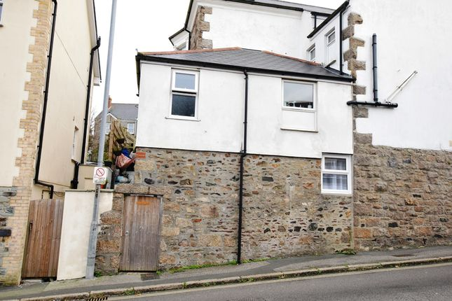 Thumbnail Flat for sale in 68, Clinton Road, Redruth, Cornwall