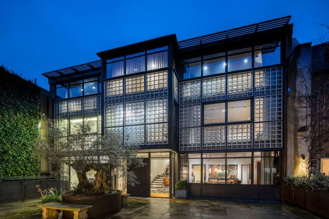 Detached house for sale in Eglon Mews, London