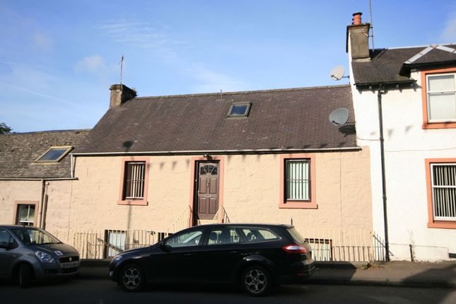 Thumbnail Maisonette to rent in Burrell Street, Crieff