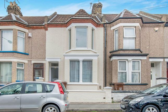 3 bed terraced house for sale in Balmoral Road, Gillingham