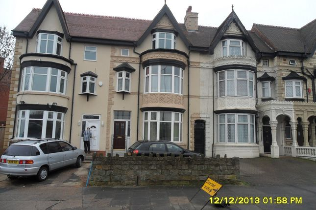Thumbnail Terraced house to rent in Birchfield Road, Perry Barr