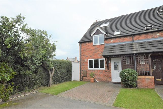 Thumbnail Semi-detached house to rent in The Orchards, Holt, Wrexham