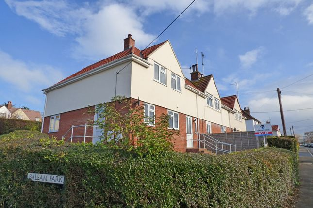 Thumbnail End terrace house to rent in Balsam Fields, Wincanton