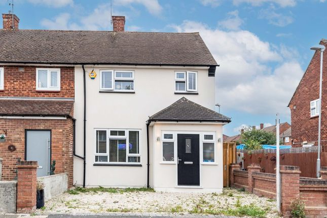3 bed semi-detached house to rent in Edenhall Road, Harold Wood, Essex RM3