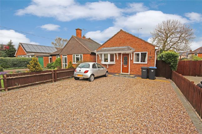 Thumbnail Bungalow to rent in Six Acres, Broughton Astley, Leicester, Leicestershire